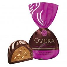 "Sweets ""O'Zera"" with crushed hazelnuts"