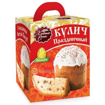 "Kulich glazed ""Khlebny spas"" Festive (Sanctified)"