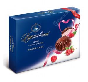 "Marshmallow (Zephir) ""Inspiration"" Berry parfait"