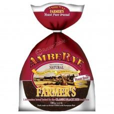 "Yeast Free ""Farmer's"" black rye bread"