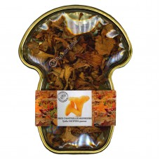 "Dried Chanterelles mushrooms ""Forest Gourmet"""