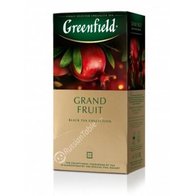 "Greenfield Black Tea ""Grand Fruit"" 25pack"