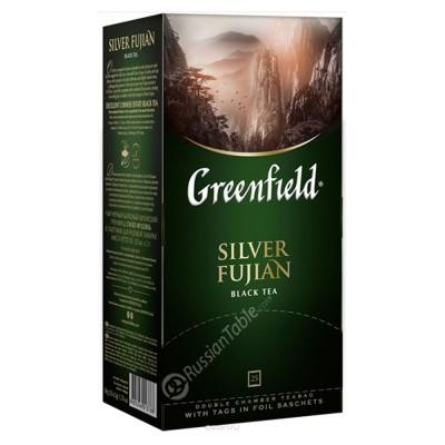 "Greenfield Black Tea ""Silver Fujian"" 25 bags"
