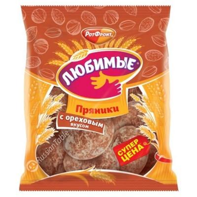 "Gingerbread ""Favorite"" nutty taste"