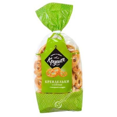 """Krendelki """"Kruante"""" in sugar glaze"""