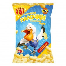 "Corn sticks ""Pelican"" sugar powdered (for boys)"