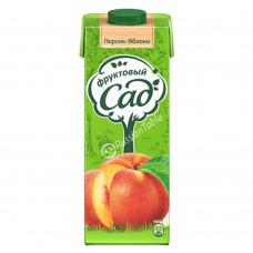 "Juice ""Fruit Garden"" Peach-Apple"