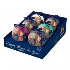"Tea ""Richard"" Happy Royal New Year (metal tin) 1 unit"