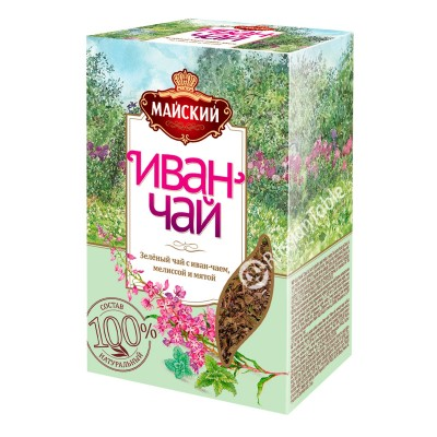 "Ivan-Tea ""May"" with Melissa and Mint 50g"