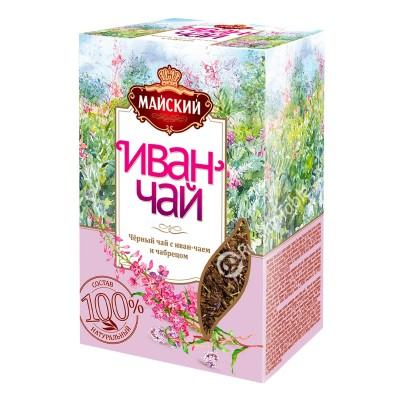 """Ivan-Tea """"May"""" with Thyme 50g"""