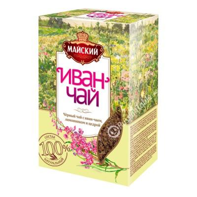"Ivan-Tea ""May"" with Lemongrass and Zest 50g"