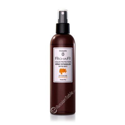 "Spray ""RICHAIR"" Color Protection with macadamia oil"