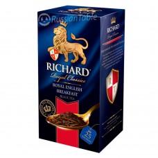 "Black tea ""Richard"" Royal English Breakfast (25 count)"