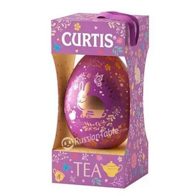 "Tea ""Curtis"" Easter Egg 10g (metal)"