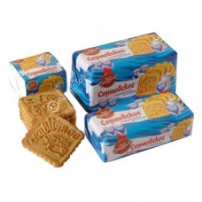 "Cookies ""Sormovskoe"" Condensed milk"
