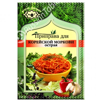 "Seasoning for Korean carrot (Hot) ""Magiya Vostoka"""