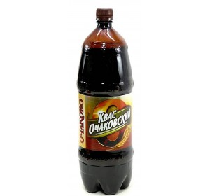 "Imported Russian Bread Drink""Ochakovsky"" 2L"