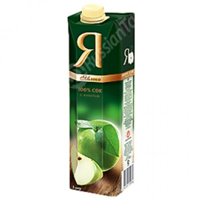 Juice Ya - Apple 100% with Pulp