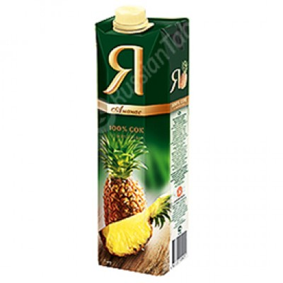 Juice Ya - Pineapple 100% with Pulp
