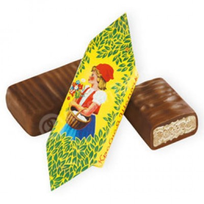 """Chocolates """"Little Red Riding Hood"""""""