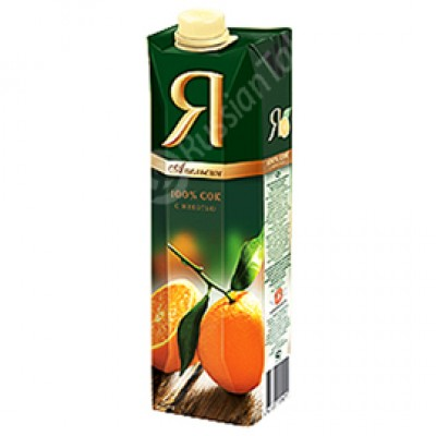 Juice Ya - Orange 100% with Pulp