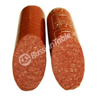 "Cooked smoked salami ""Servelat"" (stick +/-2.2lb)"