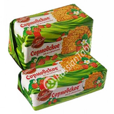 "Cookies ""Sormovskoe""  Strawberry Taste"