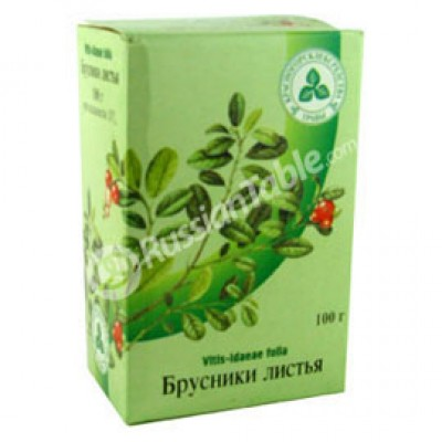Cowberry Leaves 50gr