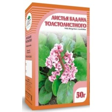 Bergenia crassifolia (Leaves) 50g