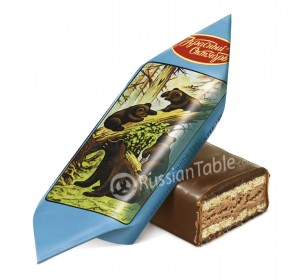 "Improted Russian Chocolates ""Mishka Kosolapy"" 1 lb"