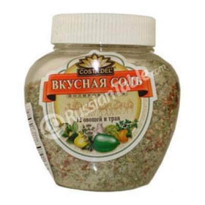 "Salt Mix ""Delicious Salt"" 12 Vegetables and Herbs"