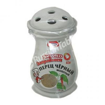 Ground Black Pepper 36gr