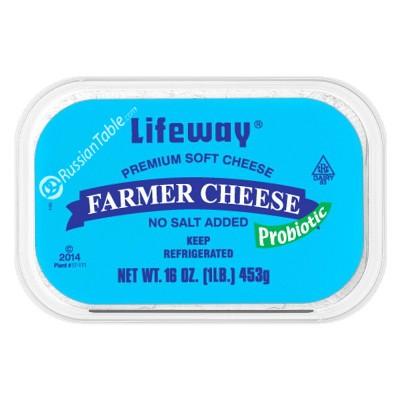 "Farmer Cheese ""LifeWay"""