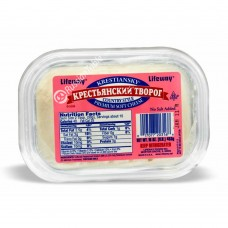 """Krestyansky (Farmer Cheese) """"LifeWay"""""""