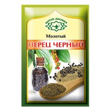 Ground Black Pepper 10 gr