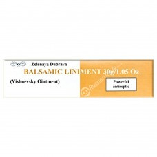 Balsamic Liniment (Vishnevsky Ointment) 30g/1.05 Oz
