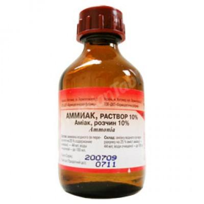 Ammonia (Ammonia Spirit)