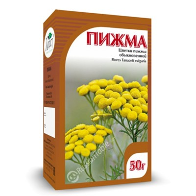 Tansy (Tanacetum vulgare) Flowers, dried 50gr