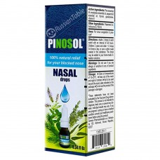"Imported Nasal Drops ""Pinosol"" 10ml/0.34 Fl Oz"