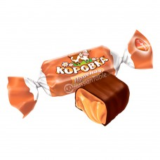 "Candies ""Korovka Irisnaya"" (Toffee Korovka)"