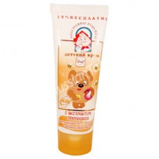 Children cream with extract of propolis