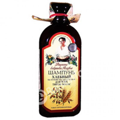 "Shampoo ""Agafia Recipe"" Hlebniy for all Hair types"
