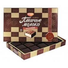 "Imported Russian Chocolates ""Ptichye Moloko"" 200gr"