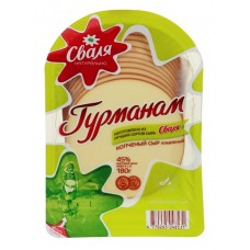 "Lithuanian cheese ""Gourman"" Smoked"