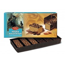 "Imported Russian Wafer Cake ""Mishka Kosolapi"""