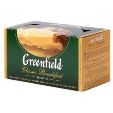 "Greenfield Black Tea ""Classic Breakfast"" 25 bags"