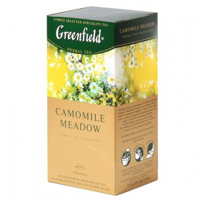 "Greenfield Herbal Tea ""Camomile Meadow"" 25 bags"