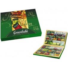 "Greenfield Tea ""Premium Tea Collection"" 120 bags"