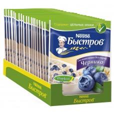"Porridge Oatmeal ""Bistrov""  Blueberries"