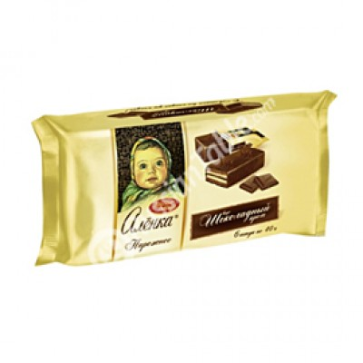 "Sponge Cake ""Alyonka"" with chocolate flavor  240 g"